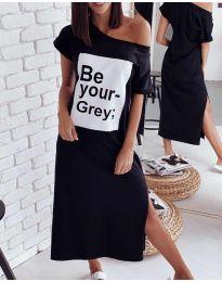 Šaty - kód 0506 - černá