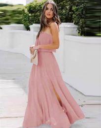 Šaty - kód 8871 - růžova