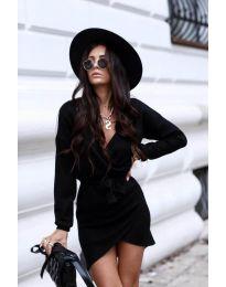 Šaty - kód 395 - černá