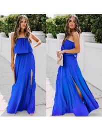 Šaty - kód 061 - tmavě modrá