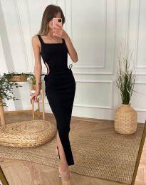 Šaty - kód 1272 - černá