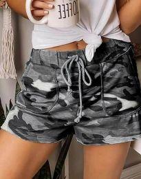 Krátké kalhoty - kód 0251 - 2 - kamufláž