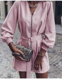 Šaty - kód 820 - růžová