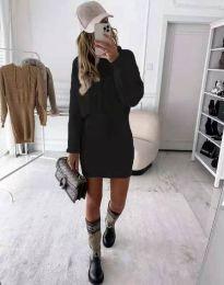 Šaty - kód 0235 - černá