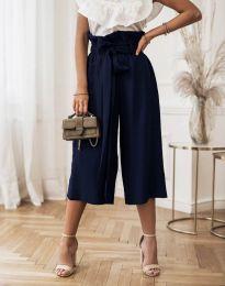 Kalhoty - kód 2136 - modrá
