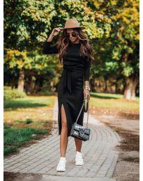 Šaty - kód 9010 - černá