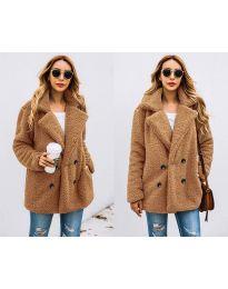 Kabát - kód 4777 - hněda