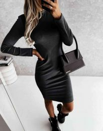 Šaty - kód 9368 - černá