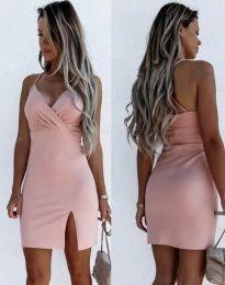 Šaty - kód 8979 - světle růžová