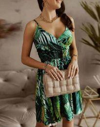 Šaty - kód 2581 - vícebarevné