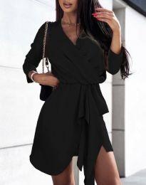 Šaty - kód 2879 - černá