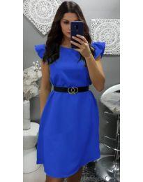 Šaty - kód 703 - modrý