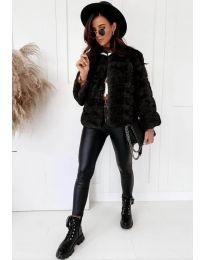 Kabát - kód 7676 - černá