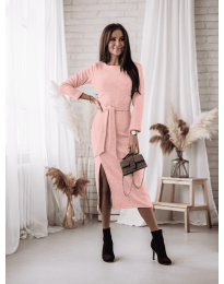 Šaty - kód 9010 - růžova