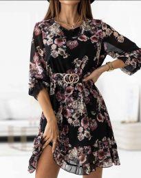 Šaty - kód 0946 - vícebarevné