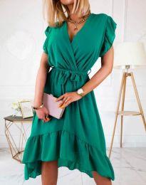 Šaty - kód 8934 - 3 - zelená