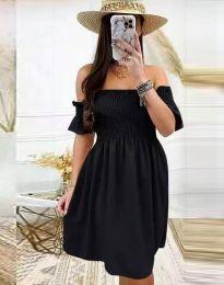 Šaty - kód 1409 - černá