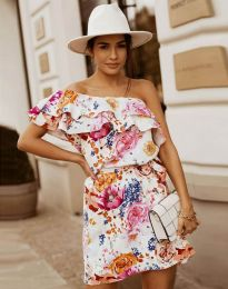 Šaty - kód 2503 - barevné