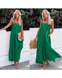 Šaty - kód 551 - zelená