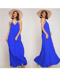 Šaty - kód 0508 - tmavě modrá