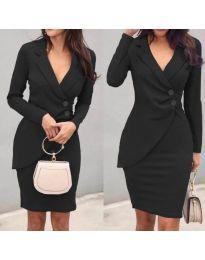 Šaty - kód 540 - černá
