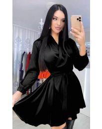 Šaty - kód 5931 - černá