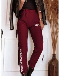 Kalhoty - kód 1142 - bordeaux