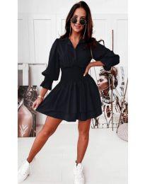 Šaty - kód 1843 - černá