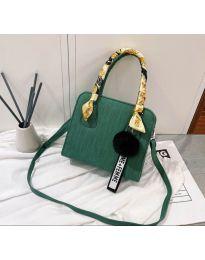 kabelka - kód B92 - zelená