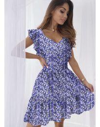 Šaty - kód 6088 - fialová