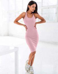 Šaty - kód 11926 - růžova