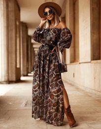 Šaty - kód 2978 - vícebarevné