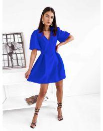 Šaty - kód 0807 - tmavě modrá