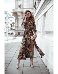 Šaty - kód 7494 - 1 - vícebarevné