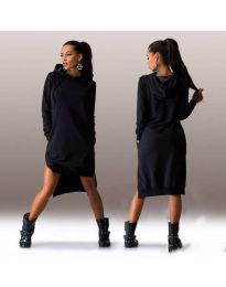 Šaty - kód 122 - černá