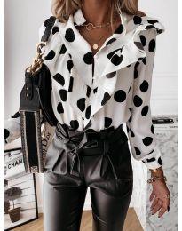 Košile - kód 857 - bílá