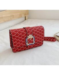 kabelka - kód B94 - červená