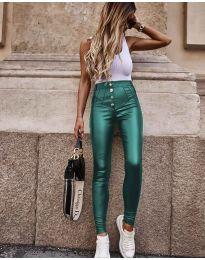 Kalhoty - kód 4181 - tmavě zelená
