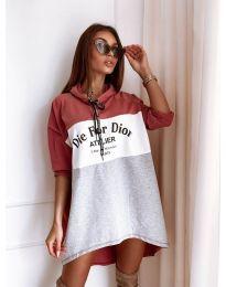 Šaty - kód 9090-1 - barevné