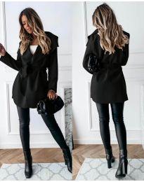 Kabát - kód 643 - černá