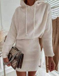 Šaty - kód 0235 - bežová