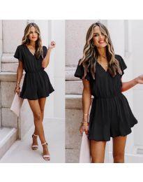 Šaty - kód 674 - černá