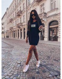 Šaty - kód 6368 - černá
