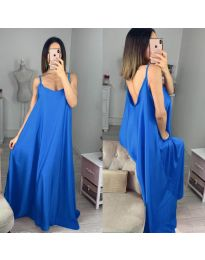 Šaty - kód 6600 - tmavě modrá