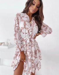 Šaty - kód 2550 - vícebarevné