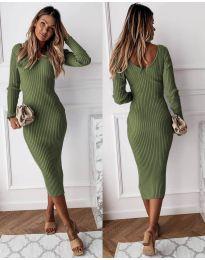Šaty - kód 928 - zelená