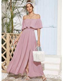 Šaty - kód 698 - růžová