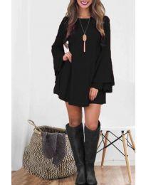 Šaty - kód 8102 - černá