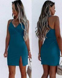 Šaty - kód 8979 - tyrkysový