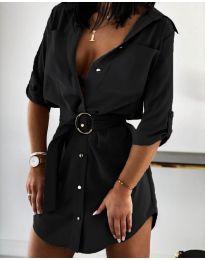 Šaty - kód 976 - černá